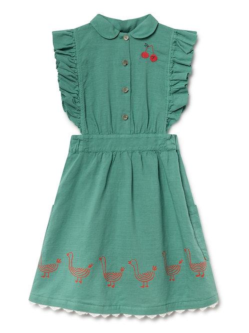 Geese Ruffles Dress