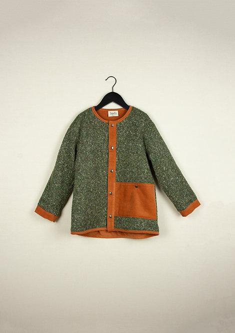 Green Overshirt