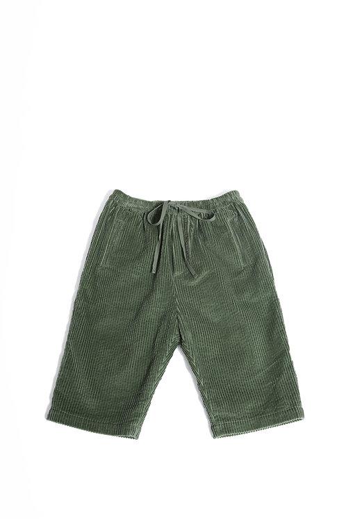 Drop Rise Capri Trouser