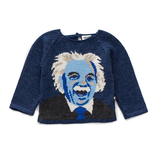Raglan Sweater- Einstein