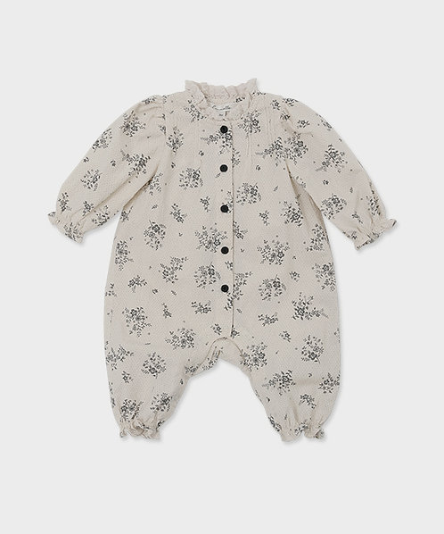 Kaylee Baby Romper and Liliana Hair Band