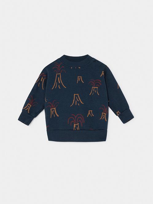 All Over Volcano Sweatshirt