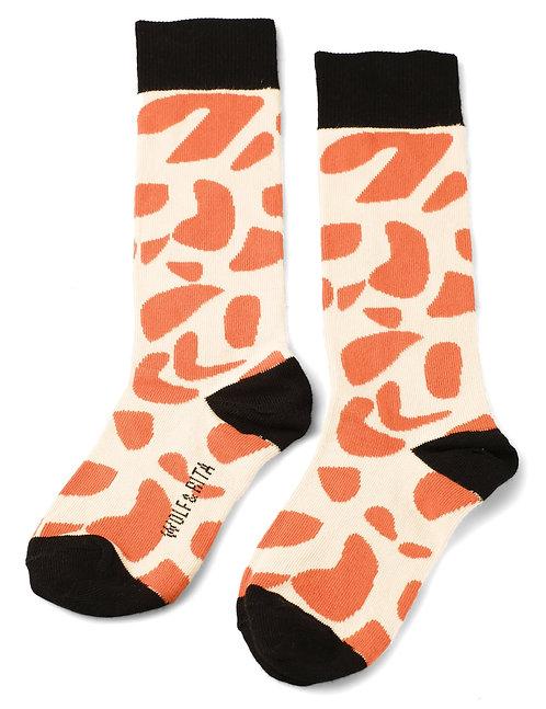 Socks Superbacana Laranja