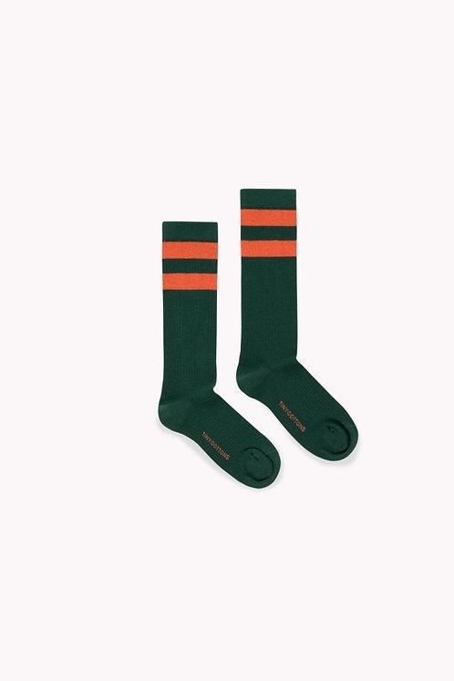 Stripes High Socks