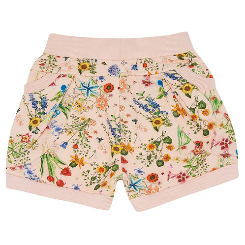 Lucy Locket Shorts - The Flower Show