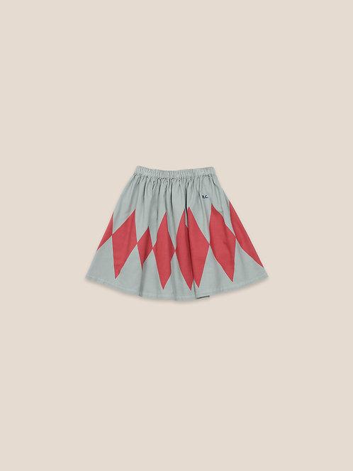 Diamond Woven Skirt