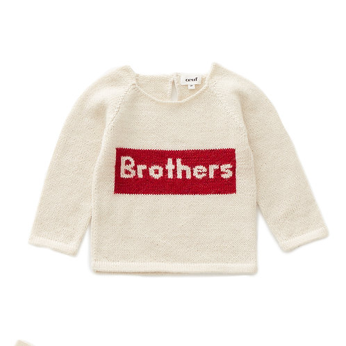 Brothers Sweater
