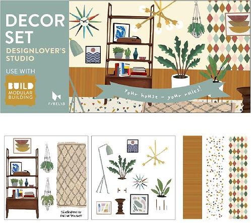 Decor Set - Designlover's Studio