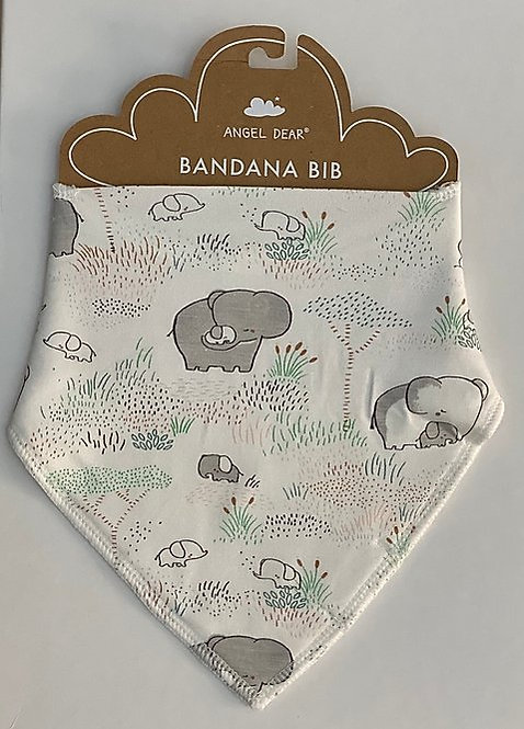 Bandana Bib Elephant
