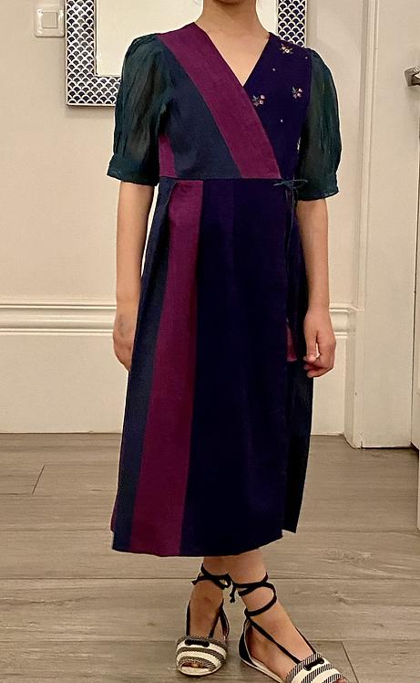 Pavo Wrap Dress
