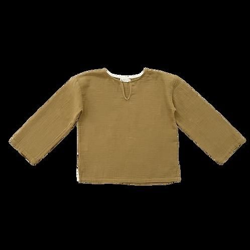 Leonardo Shirt - Pistachio