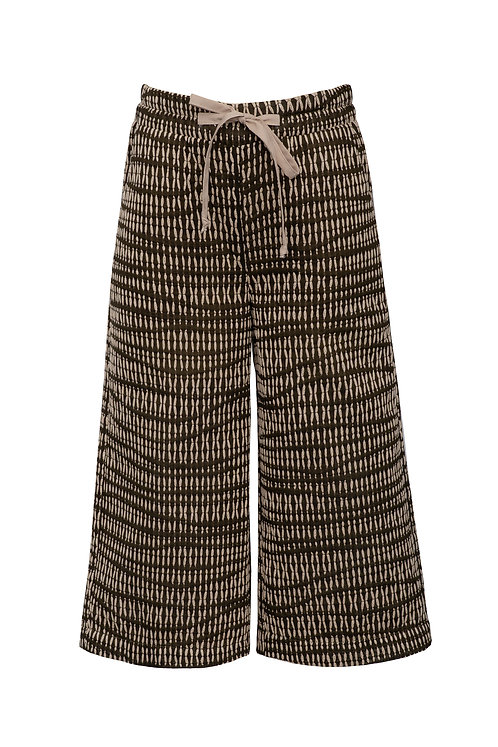 Cotton Trouser Rowan
