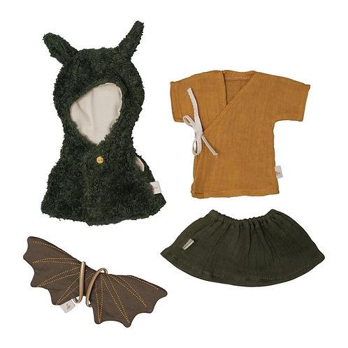 Doll Clothes Set - Dragon Cape
