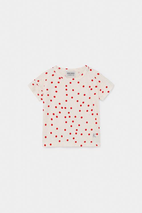 Set of Dots T-Shirt & Bloomer