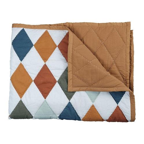 Blanket - Diamond - Patchwork