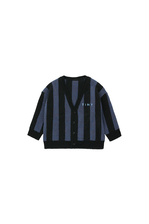 Set of Stripes Cardigan & Pants
