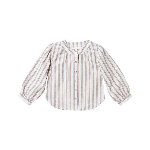 Set Of Meadow Blouse & Truffle Mini Skirt