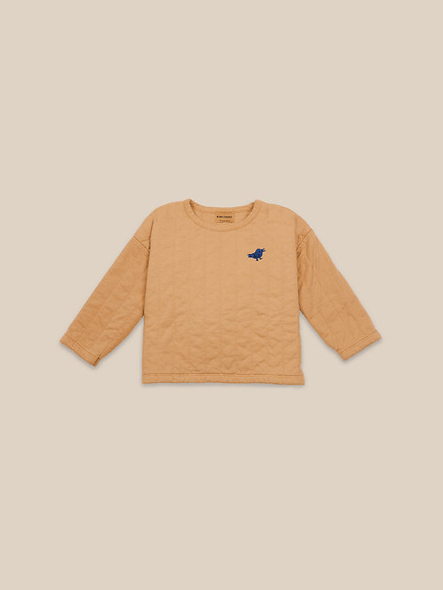 Bird Tuner Quilted Sweatshirt