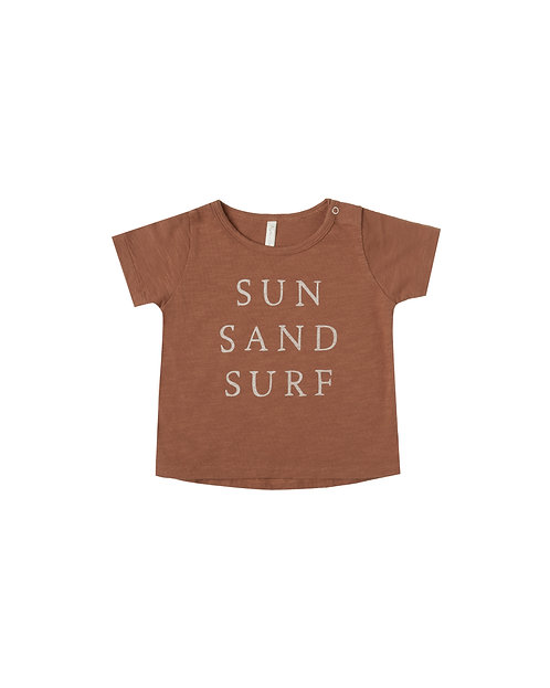 Sun Sand Surf Basic Tee