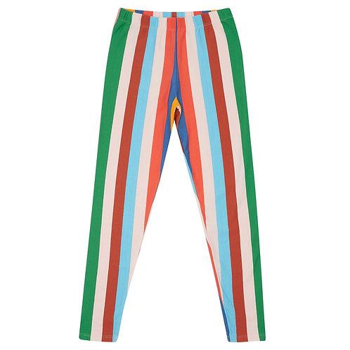 Legs 11 Multi Stripe Leggings