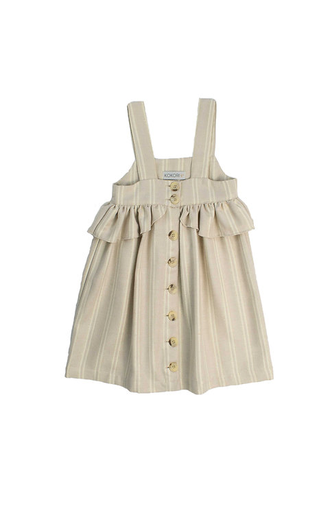Linda Wool Dress