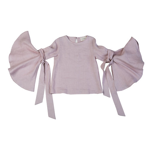 July Light Pink Blouse