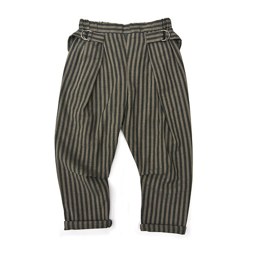 Pado Trousers With Fold