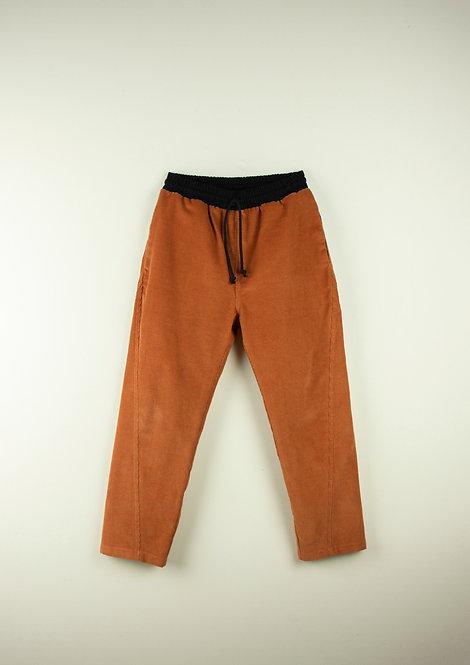Orange Chino Trousers