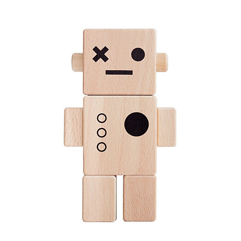 Baby Robot- Natural