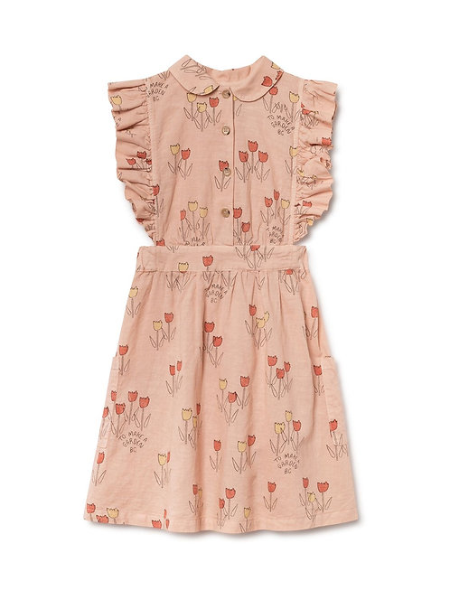 Poppy Prairie Ruffles Dress
