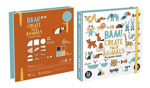 Bam! Animals