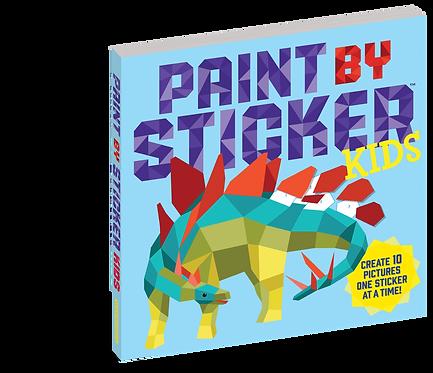 Paint By Sticker Kids - The Original