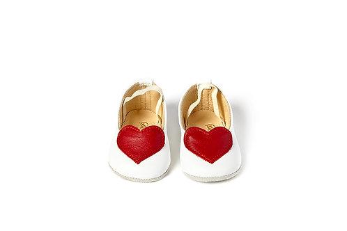 Cuore Newborn Shoes
