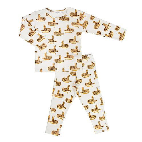 Pyjama 2 Pieces- Cheetah