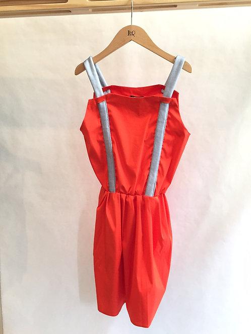 """Dress """"Maud""""- Orange"""