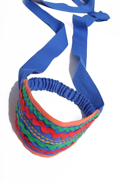 Transylvania Wrapped headband