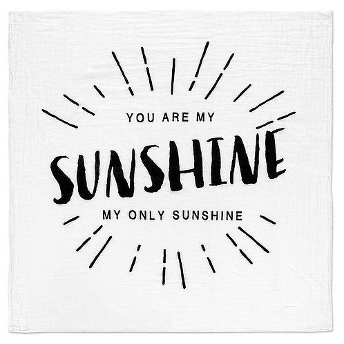 Muslin-You Are My Sunshine