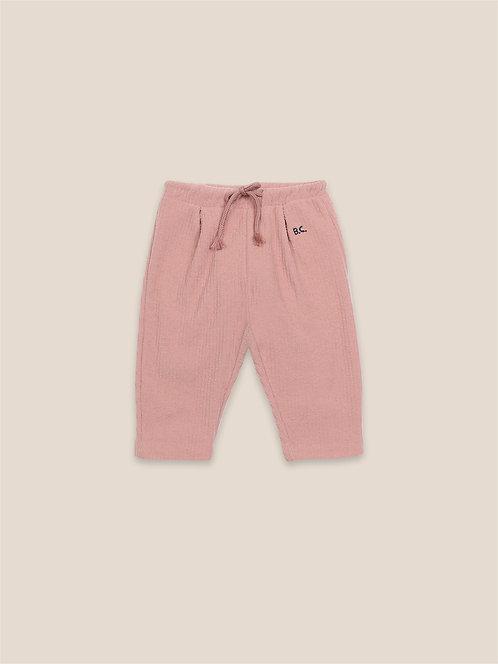 Terry Towel Jogging Pants