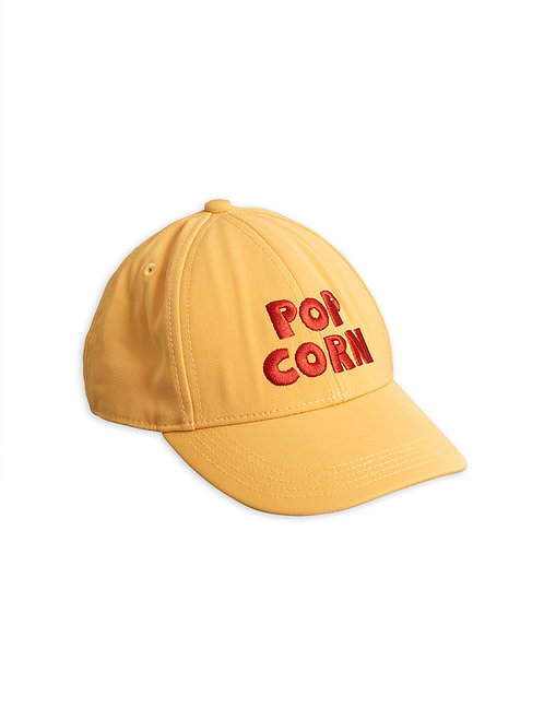 Popcorn Embroidered Cap