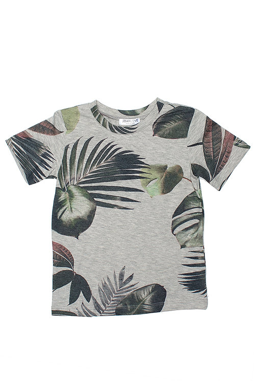 Ziggy- Palm T- Shirt