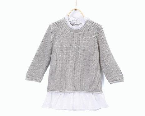 Flossy Sweater- Ash Grey