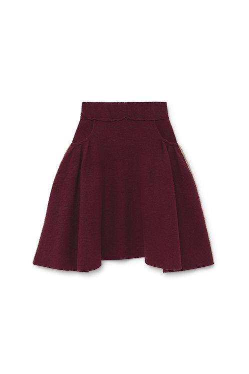 Lyrical Mini Skirt