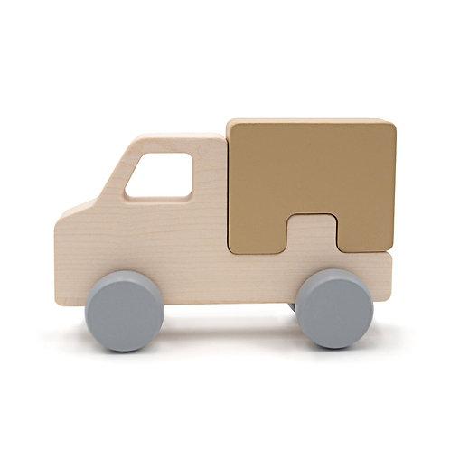 Puzzle Truck- Camel