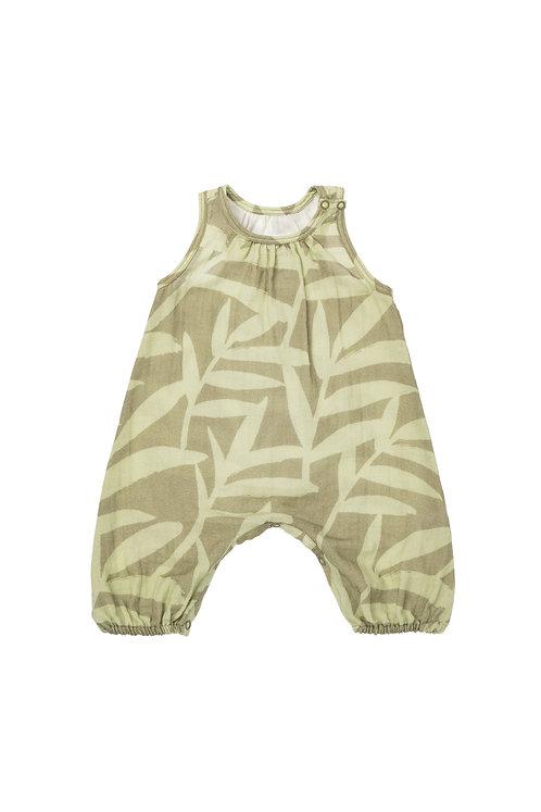 Baby Racerback Long Pants Onepiece