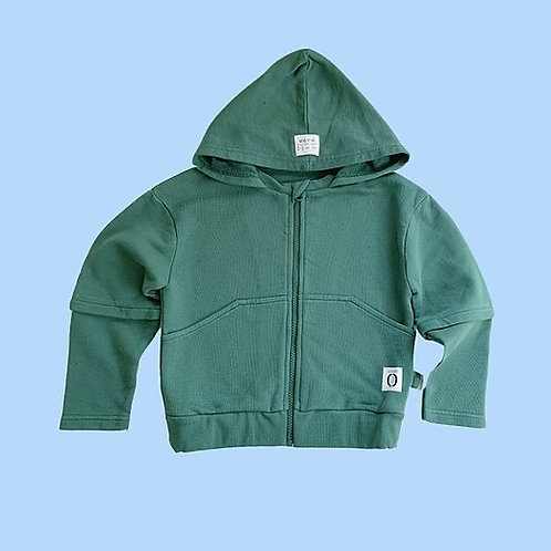 Hoodie & Jogger Set - Canvas Green