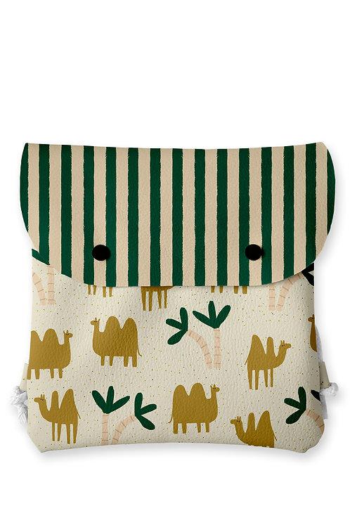 Camel- Backpack