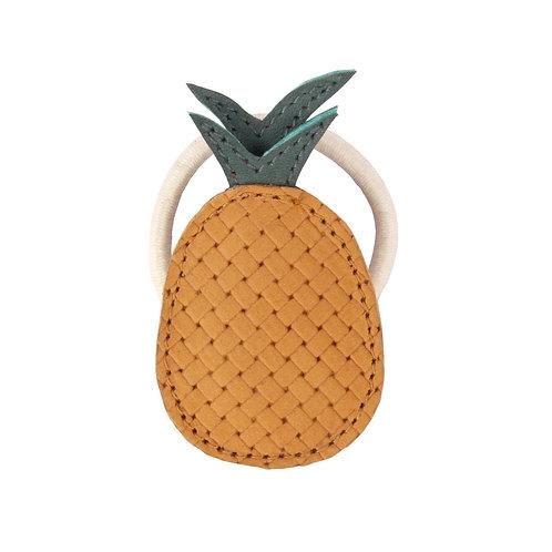 Nanoe Fruit Hair Tie- Pineapple