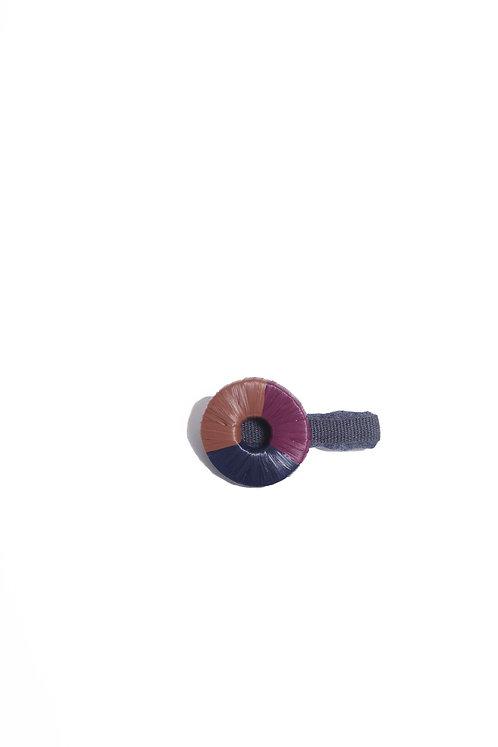 Medallion Circle Clip