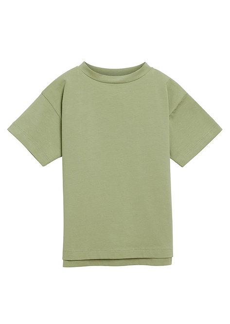 Uni Tee - Foam Green