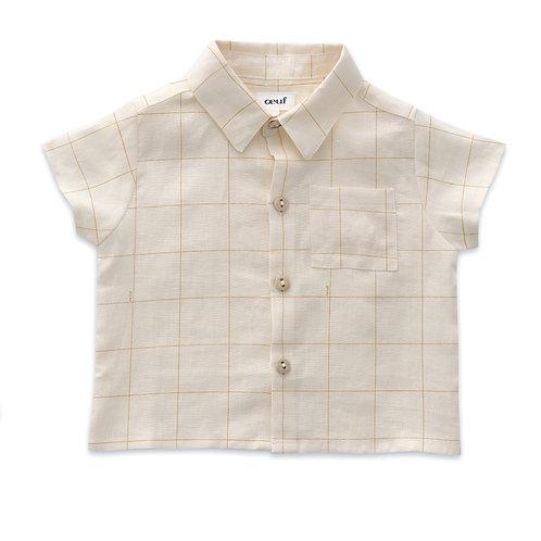 Gardenia Button Down Shirt